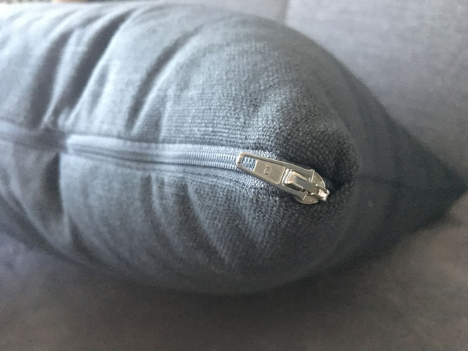 Produkttest: Kissen fürs Wohnzimmer