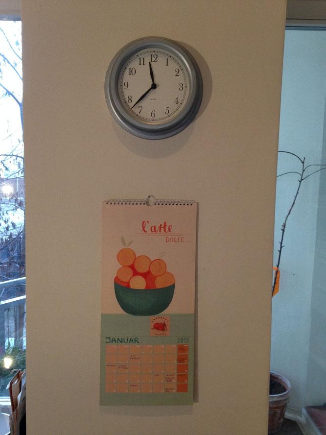 """Kalender: """"La Cucina Dolce"""" von Harenberg"""
