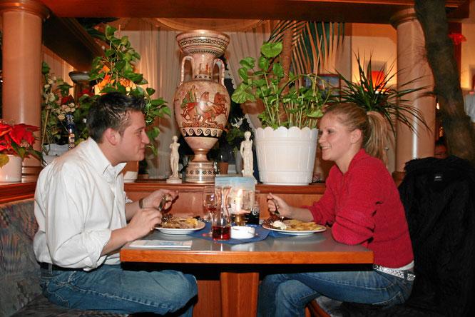 Griechisch Essen in Weil am Rhein im Dreiländereck