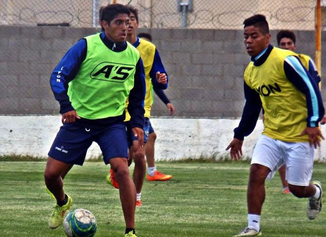 Jorge Newbery jugará su segundo amistoso del año.