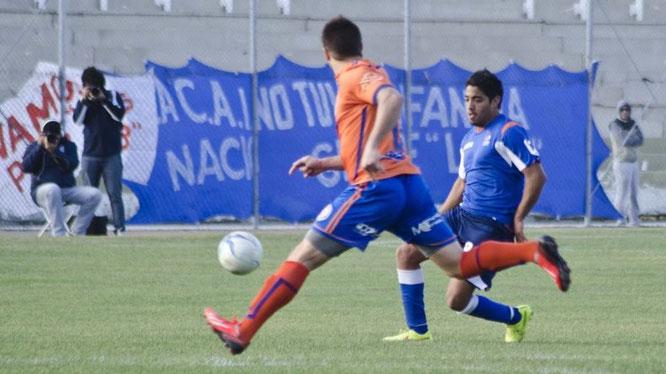 Benites realizó las divisiones inferiores y debutó en el primer equipo de la CAI. El sábado pasado lo enfrentó.