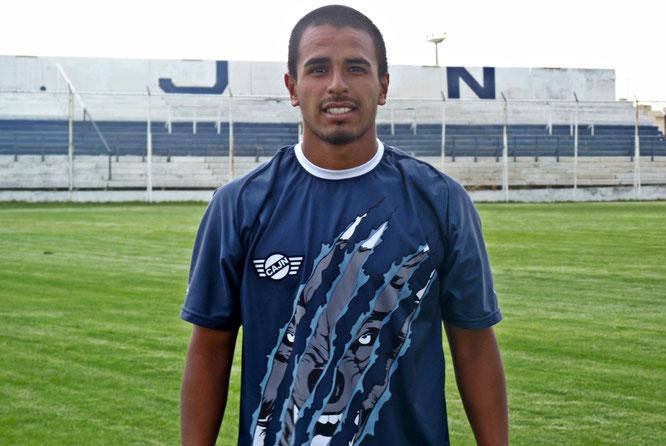 Cristian González se adaptó rápidamente a Jorge Newbery.