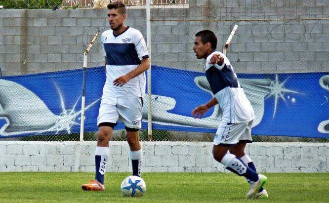 Cristian González tiene su lugar asegurado para el debut, al igual que Lucas Abetti.