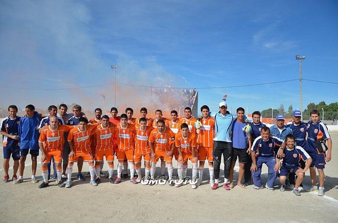 J.J. Moreno de Puerto Madryn hará su presentación en el Torneo Federal C. (GMG Foto).