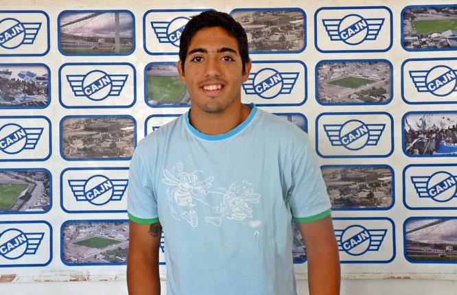 Sebastián Benites, ex CAI, una de las incorporaciones más importantes de Jorge Newbery.