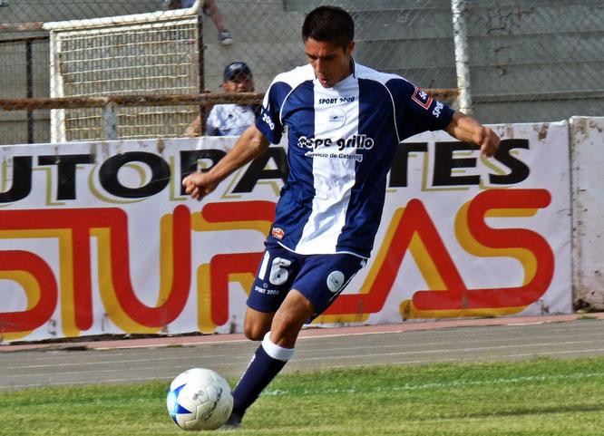 Hugo Videla dejó una buena impresión en el Torneo Argentino B 2012/13.