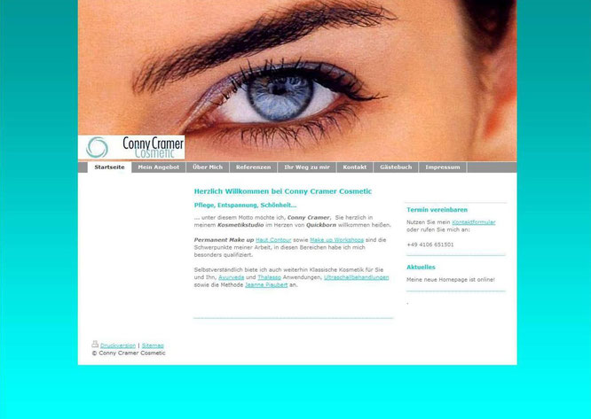 Conny Cramer Cosmetic