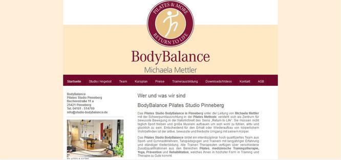 Pilatesstudio Pinneberg