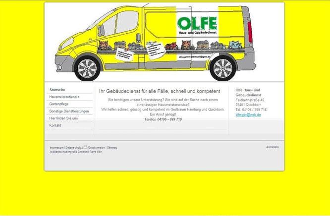 Olfe Haus- und Gebäudeservice 2012