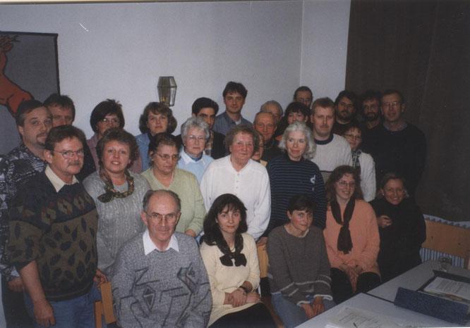 Gruppenbild Gründungsmitglieder