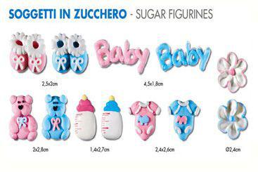 soggetti baby di zucchero