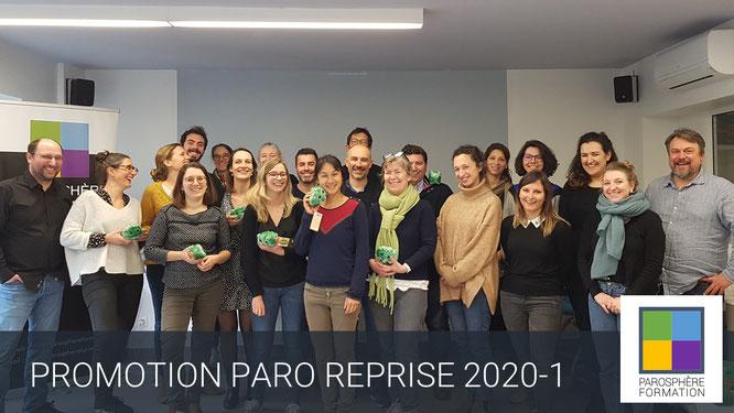 ParoSphère Formation | Paro Reprise 2020-1