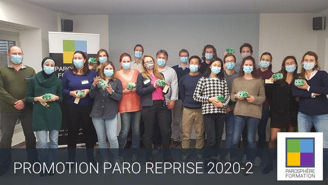 ParoSphère Formation   Paro Reprise 2020-2