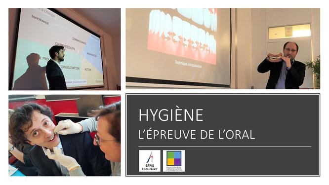 ParoSphère Formation | Formation Hygiène orale avec la SFPIO Île-de-France