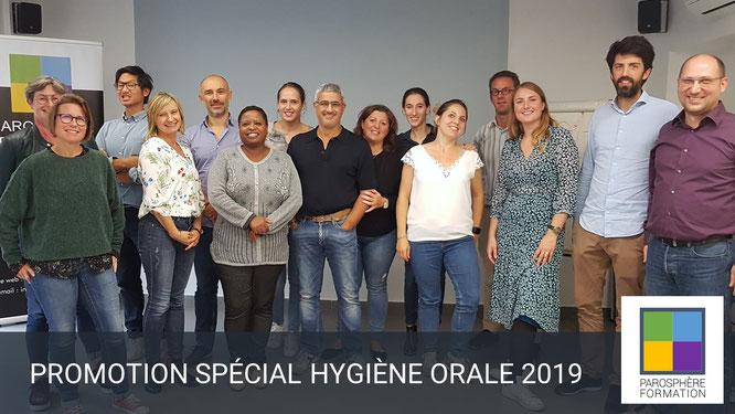 ParoSphère Formation   Spécial Hygiène orale 2019