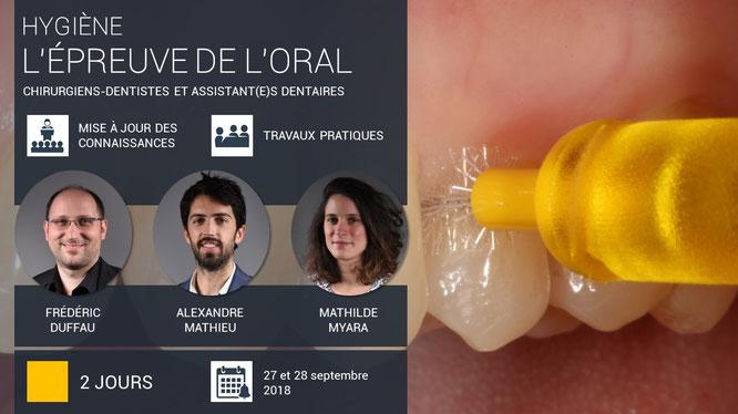 ParoSphère Formation | Formation spéciale Hygiène orale