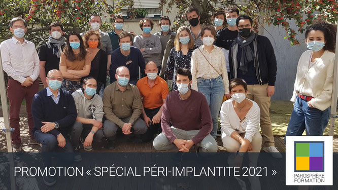 ParoSphère Formation   Péri-implantite 2021