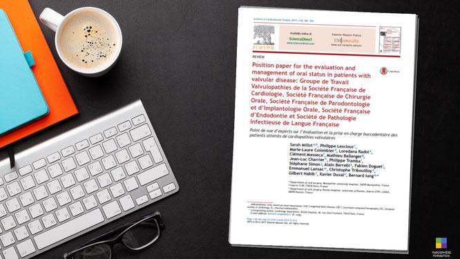 ParoSphère Formation | Bloc-Notes | Implants dentaires et endocardite infectieuse