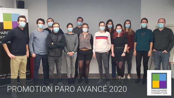ParoSphère Formation   Paro Avancé 2020