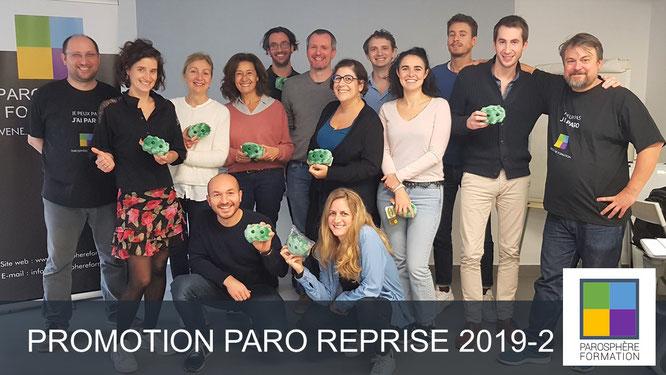 ParoSphère Formation | Paro Reprise 2019-2