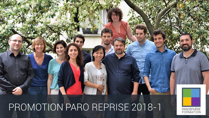 ParoSphère Formation | Paro Reprise 2018-1
