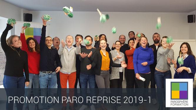ParoSphère Formation - Promotion PR19-1