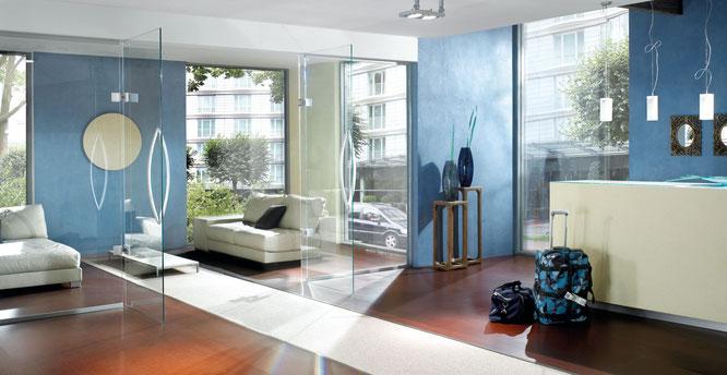 5 Stilwelten, 630 Farbtöne und  70 Effekte für eine kreative Wandgestaltung mit Lehmputz und Lehmfarbe