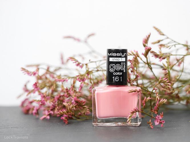 Misslyn • make my day  • gel effect color No. 161