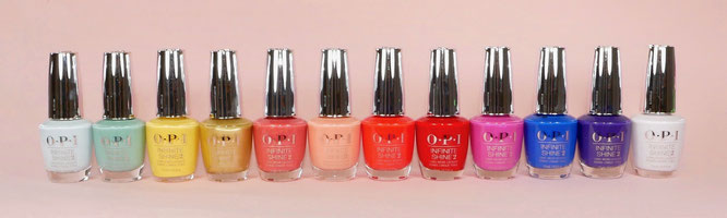 OPI • Mexico City Collection (spring/summer 2020)