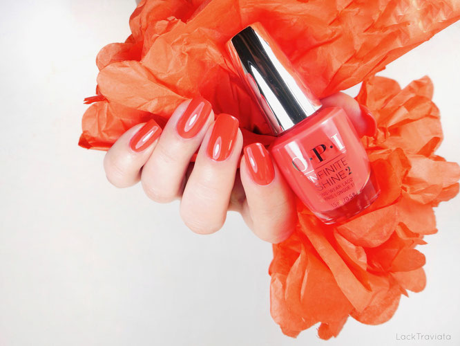 OPI • Tempura-ture is Rising! (ISL T89) • Tokyo Collection • Spring 2019