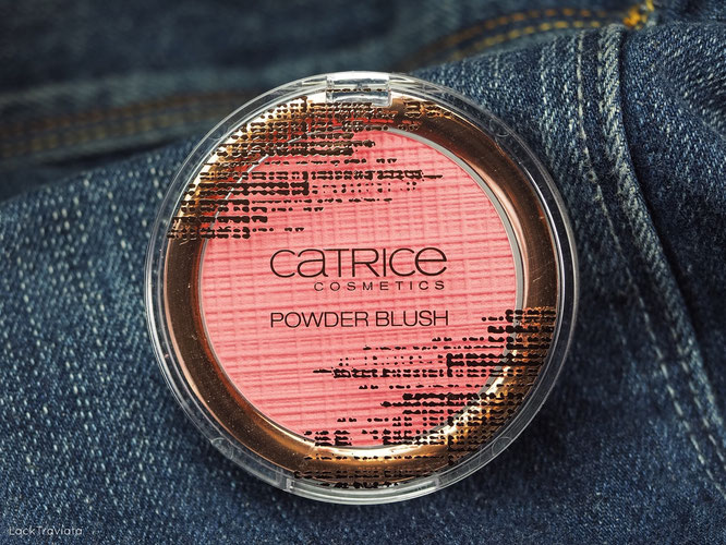 Catrice Powder Blush C01 Stone Blushed