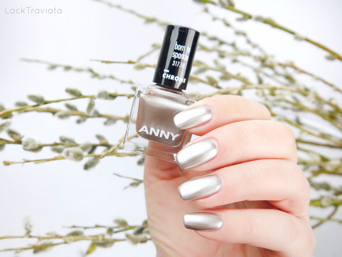 ANNY • It's all about Chrome Collection • born to sparkle
