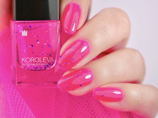 KOROLEVA • I'M ALIVE • On the Contrary Neon Collection (via Lakodom)