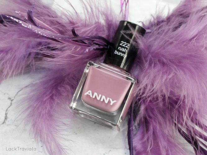 ANNY • rush bunny 222
