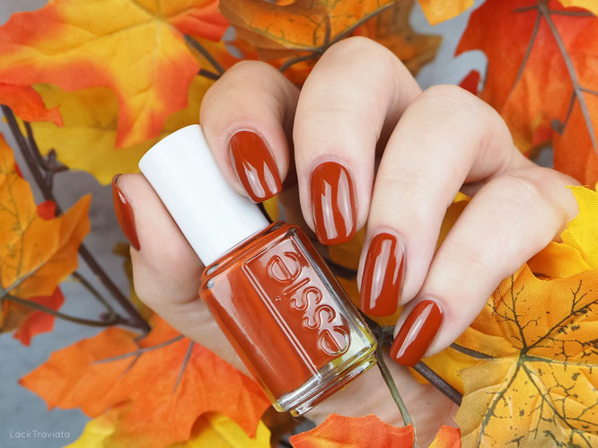 swatch essie • maki me happy • Kimono Over-Collection fall 2016