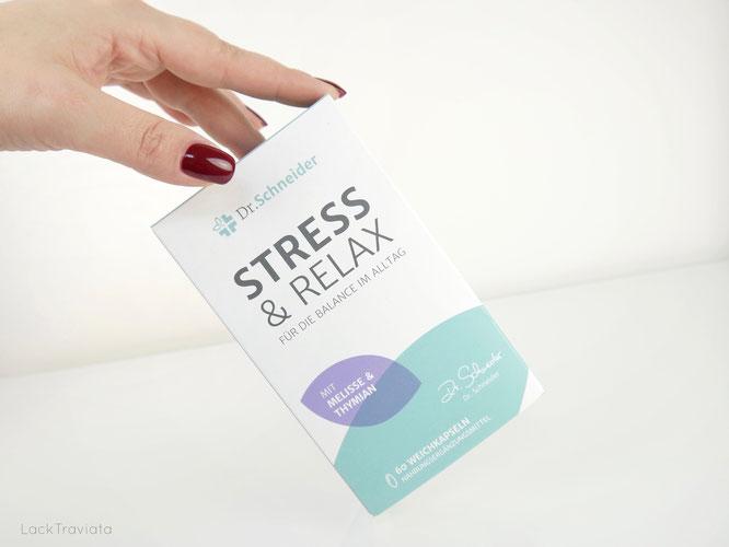 Dr. Schneider Stress & Relax Kapseln
