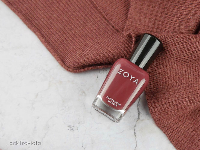 ZOYA • MONA ZP911 • Sophisticates Collection (fall 2017)