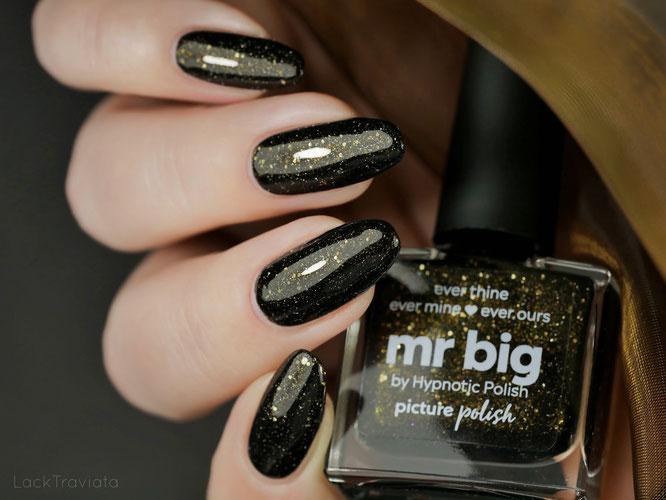 picture polish • mr big (Collaboration shades 2021 - by @Hypnotic Polish)