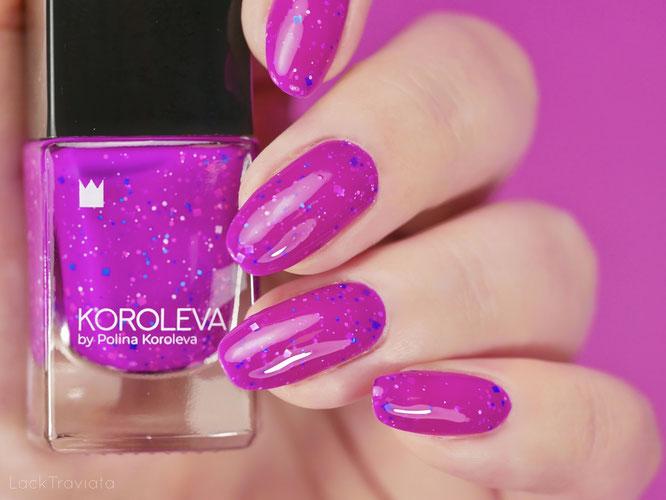 KOROLEVA • APEROL SPRITZ • On the Contrary Neon Collection (via Lakodom)