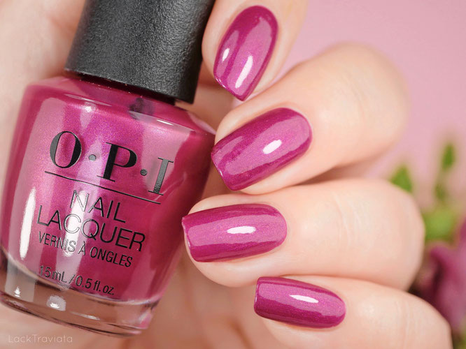 OPI • Clash of the Tartans (NL U25) • Scotland Collection (fall/winter 2019)
