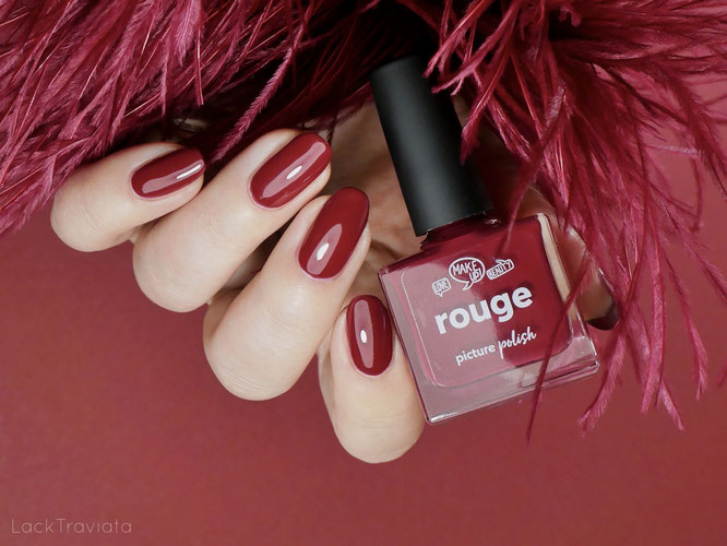 picture polish • rouge (Classic Shades Collection - new fall 2020)