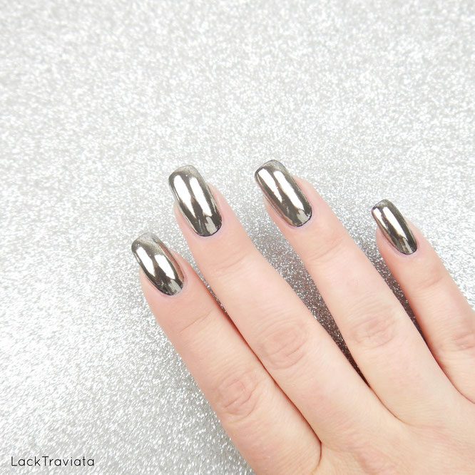 ANNY •  MIRROR NAILS Set