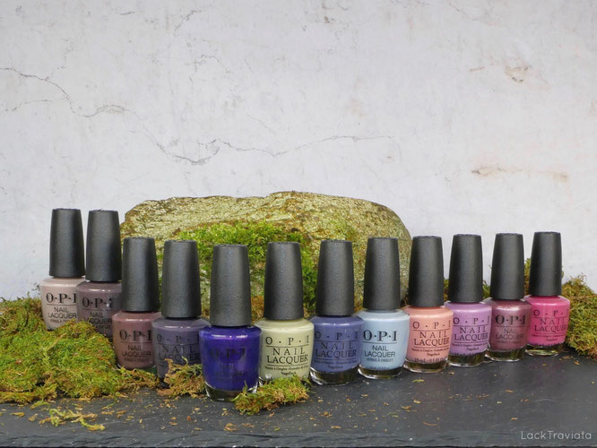 OPI • Iceland Collection • Fall 2017