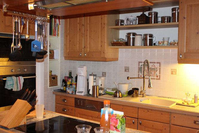 heutige Küche