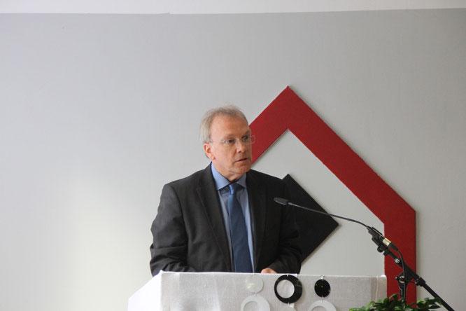 Landrat Udo Recktenwald