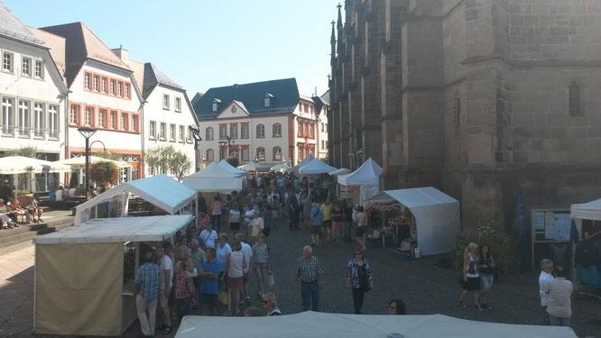 Markt in St.Wendel