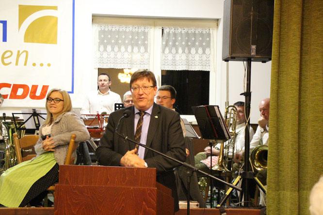 Jürgen Lennartz, Chef der Staatskanzlei