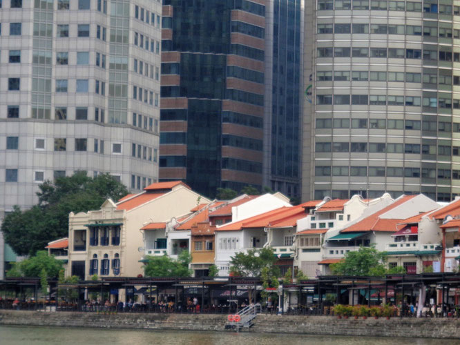 Hafen, Singapur