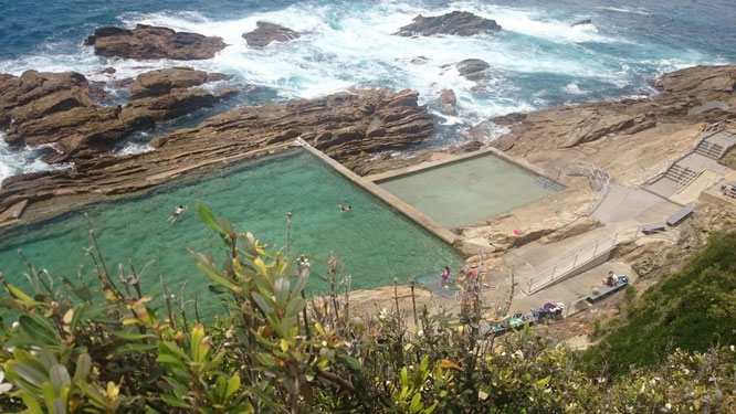 Bermagui Rock Pool