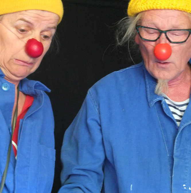 Paulette Dekkers et Alain Brindel